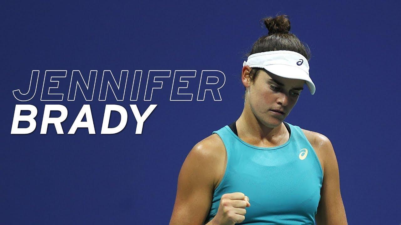 Jennifer Brady | US Open 2020 In Review