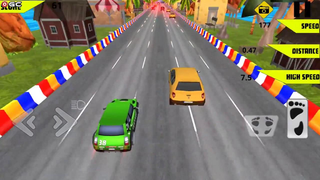 Highway Car Racing Simulator - Traffic Car Racer Games - Android Gameplay FHD