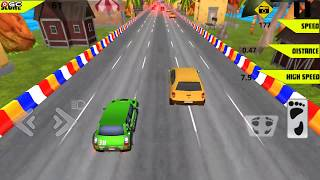 Highway Car Racing Simulator - Traffic Car Racer Games - Android Gameplay FHD