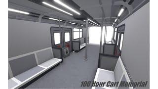 ROBLOX 100 Hour Memorial für Subway Simulator aktualisiert