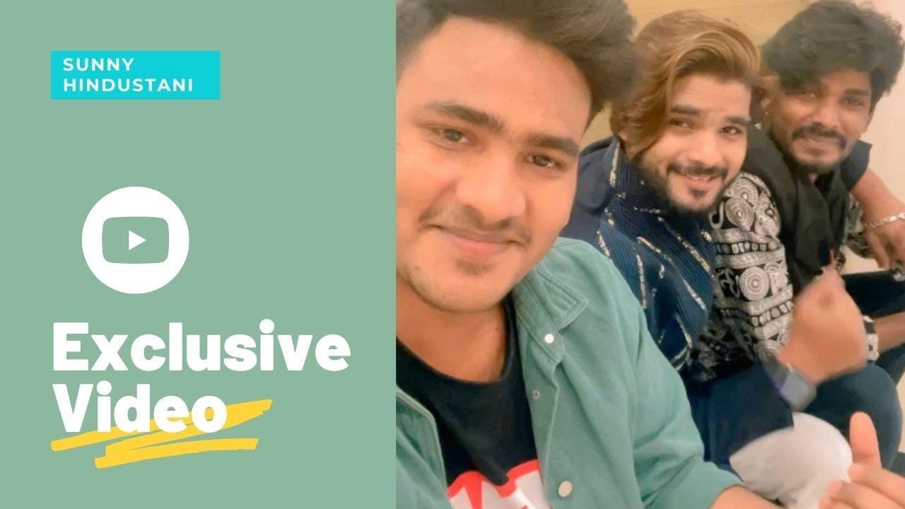 Sunny Hindustani,  Salman Ali  &  Sawai Bhatt  |  Exclusive Video | #Sanseinn