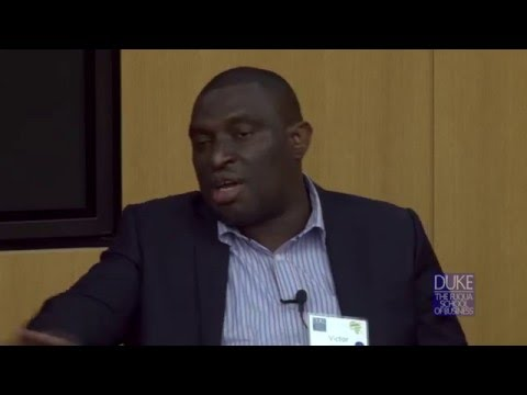 Business in Africa Conference 2016: Mobile Tech Panel