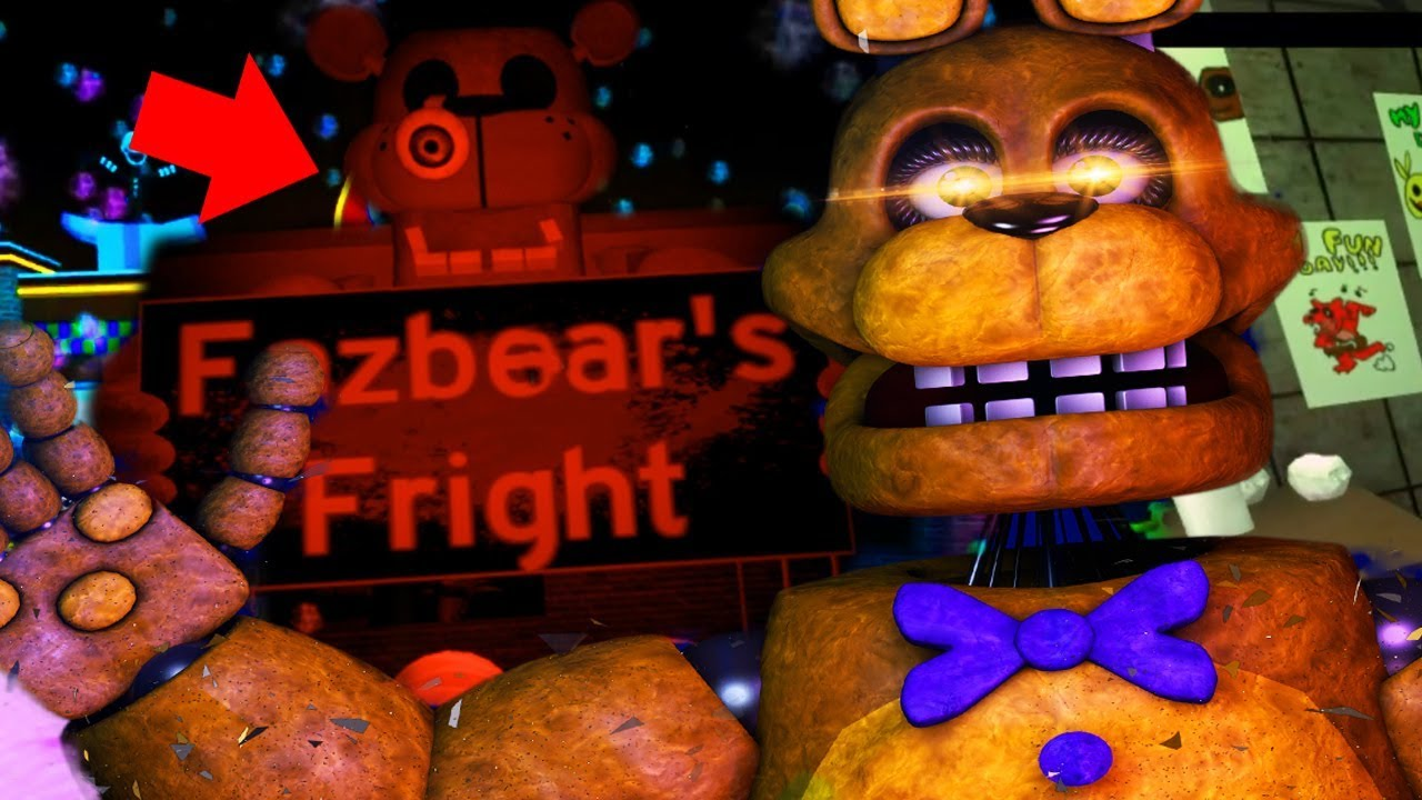 I Found Spring Bonnies Secret Location Stay Out Fnaf - creating fan animatronics and funtime freddy in roblox the pizzeria roleplay remastered