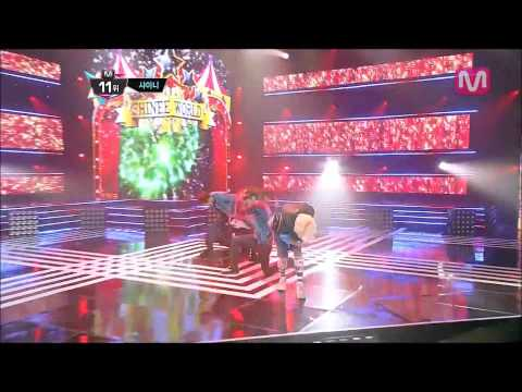 SHINee vs EXO : Why So Serious(LIVE)