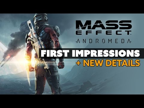Mass Effect Andromeda: HANDS-ON IMPRESSIONS & NEW DETAILS! - The Know Game News