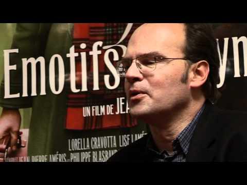 """Avant-première """"Les émotifs anonymes"""" - Cinespace Beauvais - 12 décembre 2010"""