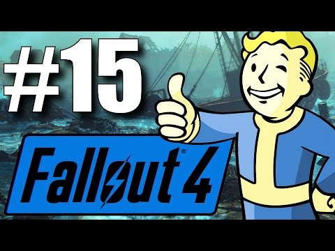 Fallout 4 Far Harbor DLC - Part 15 - Harbor Grand Hotel! (New Survival Mode)