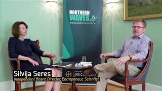 Northern Waves TV - A Norigin Media Initiative: Speaker Insight - Silvija Seres