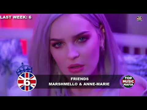 The Official UK Top 40 Singles Chart - 13th April 2018