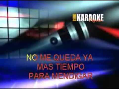 Fuiste   Gilda Karaoke
