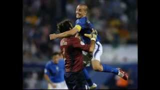 Fabio Cannavaro & Gigi Buffon - sentimental thing