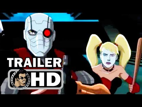 SUICIDE SQUAD: HELL TO PAY Official...