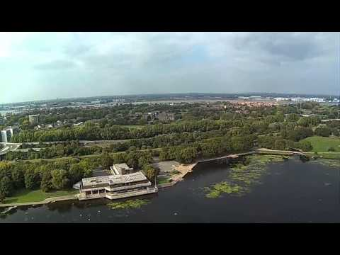 SkySessions - Thamesmead - southmere Lake #Misfits
