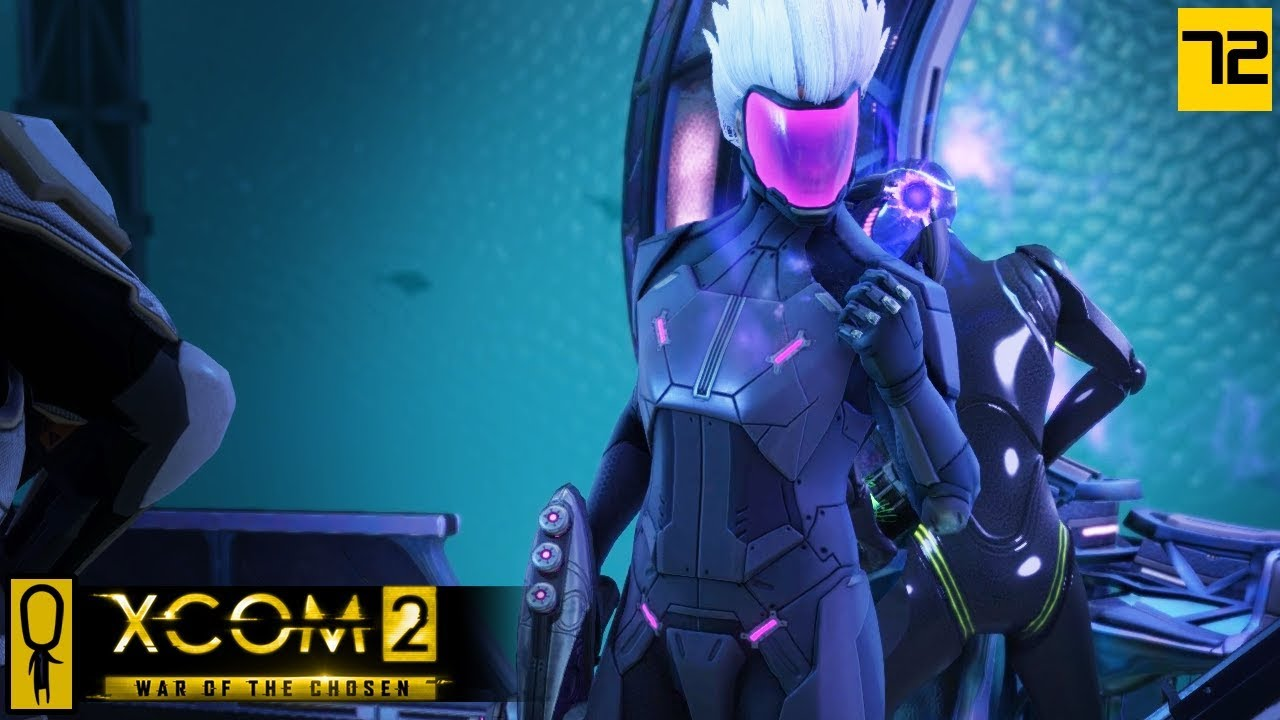The final mission part 72 xcom 2 war of the chosen for Portent xcom mission