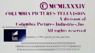 Bell Dramatic Serial Company/Sony Pictures Television (1984/2016)