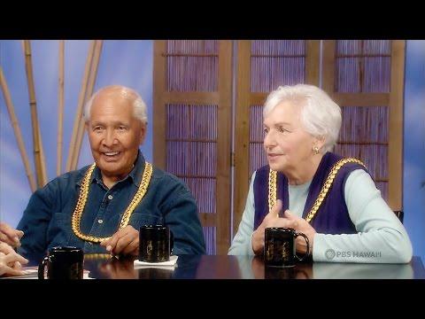 LONG STORY SHORT WITH LESLIE WILCOX: Eddie and Myrna Kamae