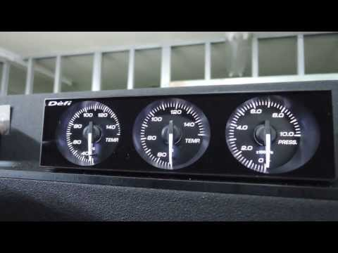 DIN-Gauge Summary   Defi - Exciting products by NS Japan