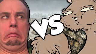 M3RKMUS1C vs She Knives! (CSGO Arms Race with Tina #1)