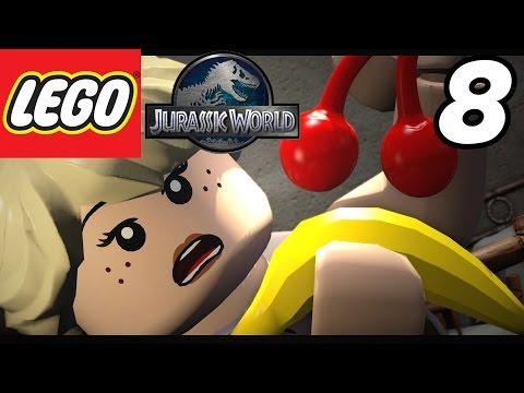 LEGO Jurassic World - Part 8