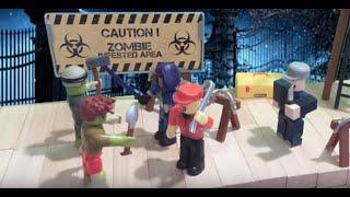 ROBLOX Toys / Pizza Guy und die magische Box / Stop-Motion Animation