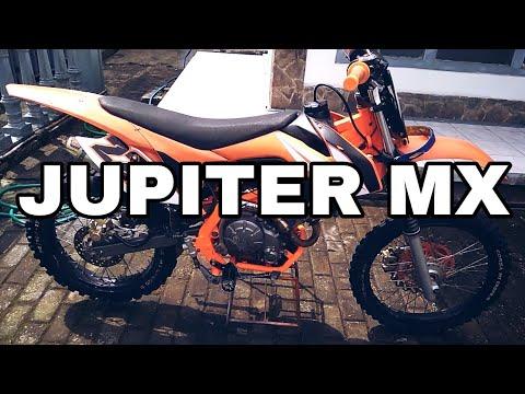 JUPITER MX BODY KTM