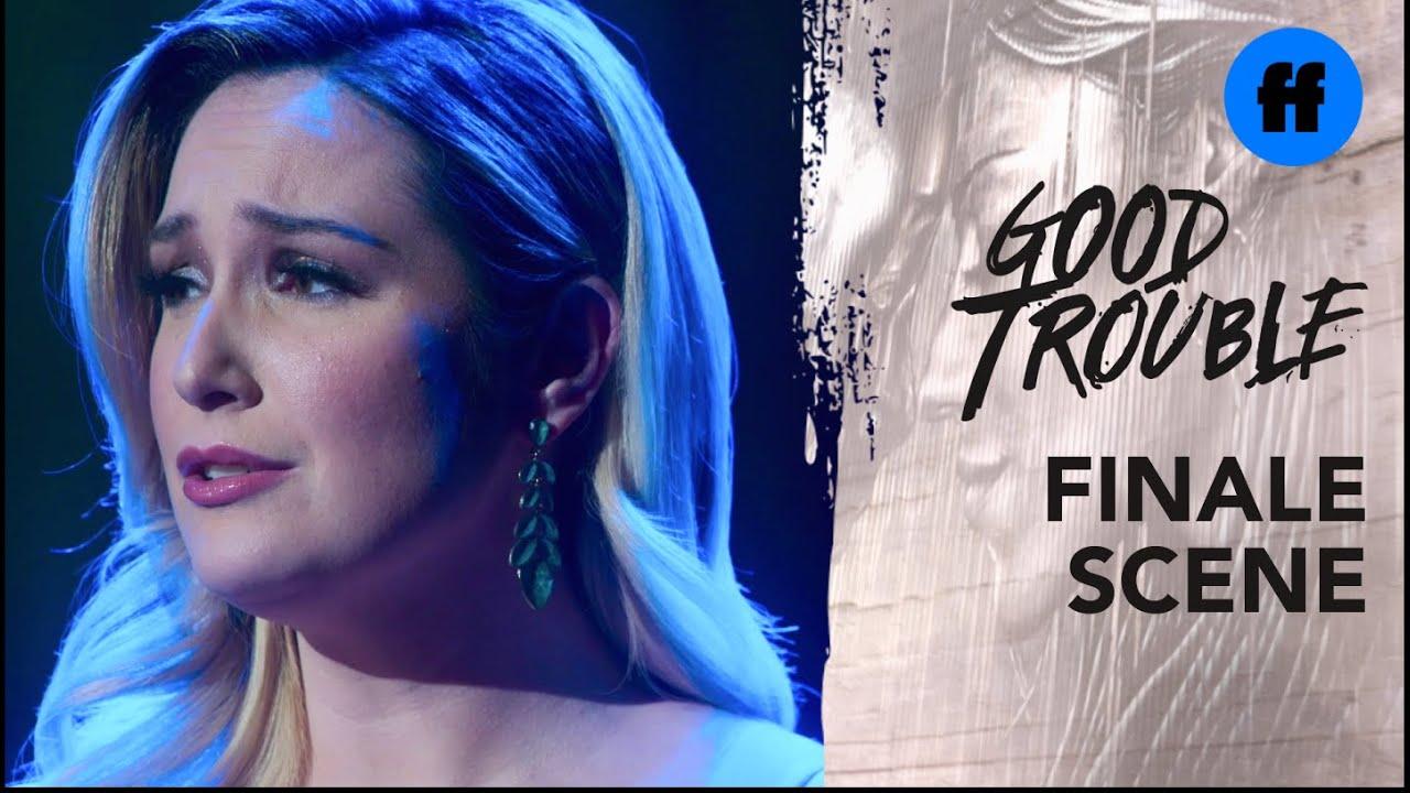 Download Good Trouble Season 3 Finale   Davia's Fantasy   Freeform