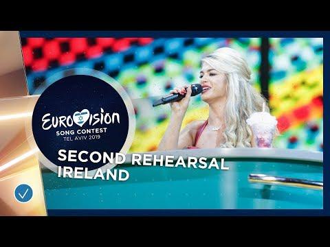 Ireland 🇮🇪 - Sarah McTernan - 22 - Exclusive Rehearsal Clip - Eurovision 2019