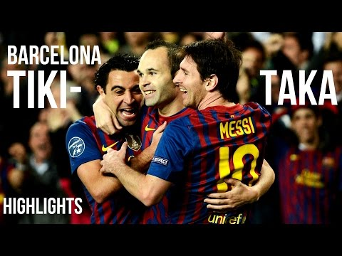 FC Barcelona || Best Tiki - Taka || All of Time