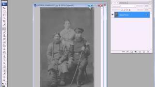 4  Реставрация старых фотографий