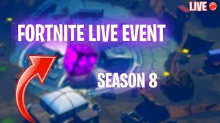 FORTNITE LOOT LAKE EVENT LIVE 🔴 Epic took us 😂😂