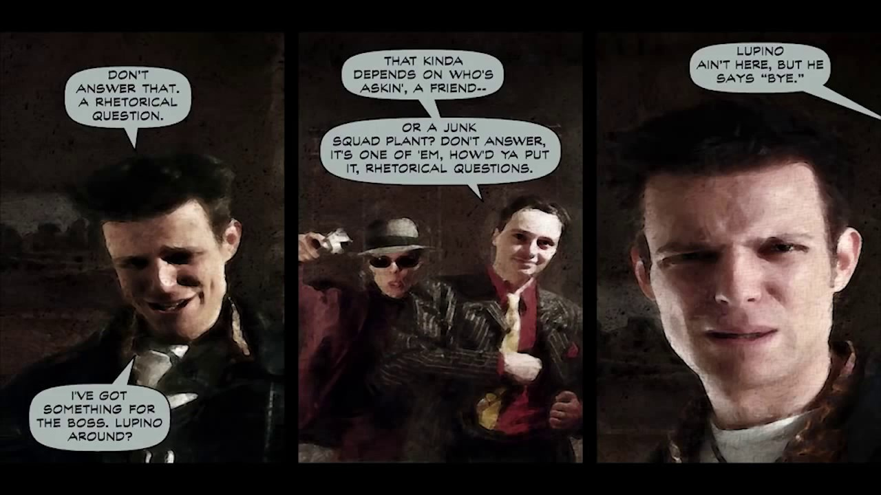 Max Payne Graphic Novel Youtube