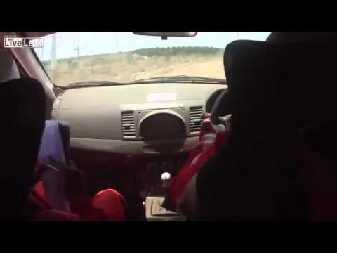 Funny Rally Onboard - Samir...You