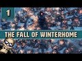 Frostpunk - New Scenario! - The Fall of Winterhome Scenario - Part 1