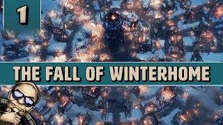 Frostpunk - New Scenario! - The Fall of Winterhome Scenario - Part 1