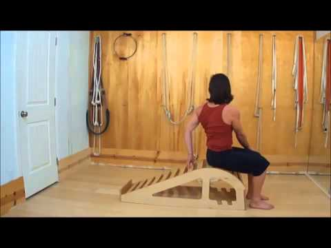Practicing Hatha Yoga On Iyengar Yoga Props Part 2