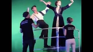 Съемки клипа на песню