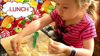 Kitchen play game video for toddlers , cooking indoor kids activity#4
