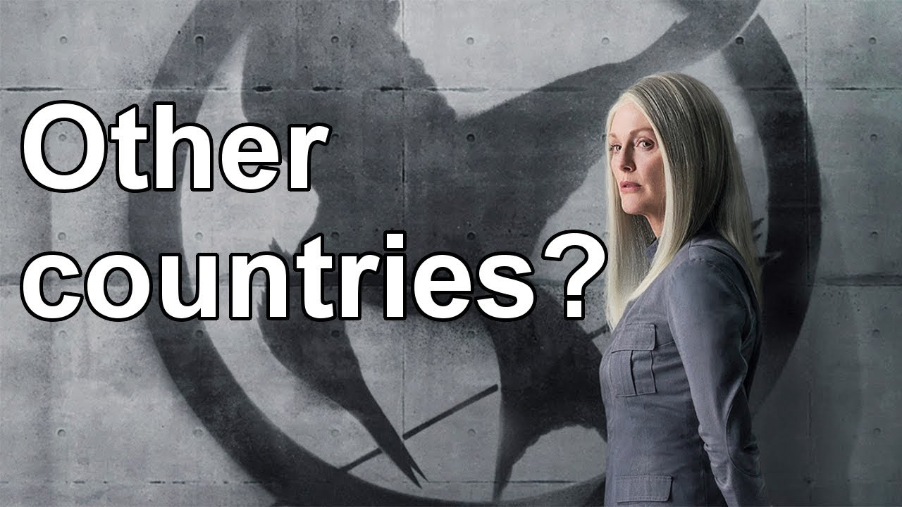 What About The Other Countries In The Hunger Games Youtube
