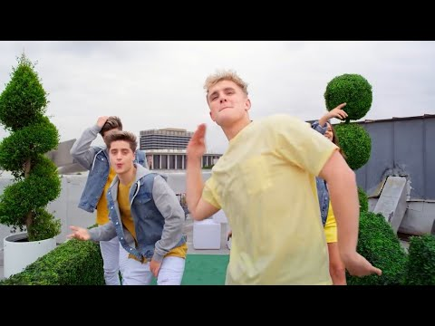 Martinez Twins & Jake paul in Youtube Rewind TOGETHER
