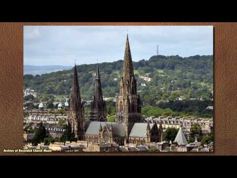 BBC Choral Evensong: St Mary's Cathedral Edinburgh 1970 (Dennis Townhill)