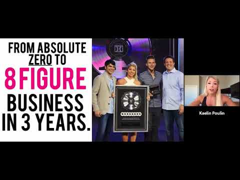 *REPLAY* Ladyboss 8-Figures in 3 Years w/ Clickfunnels