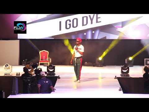I GO DYE, GORDON & OSAMA HILRIOUSE PERFORMANCE AT WARRI AGAIN 2017 B