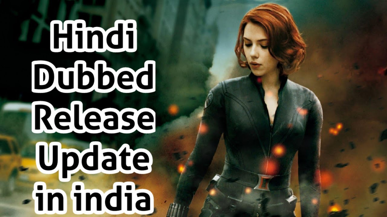 Download Black Widow Release In India  Black Widow Hindi Dubbed Release Update   Black Widow Hindi dubbed  