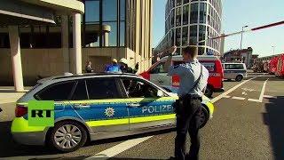 Alemania: Toma de rehenes junto a la principal estación de tren de Colonia