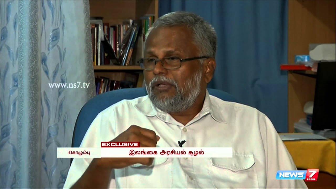 Download An exclusive interview with Douglas Devananda 2/2   Sri Lanka Polls   News7 Tamil