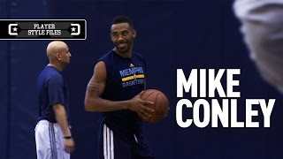 Player Style Files: Mike Conley
