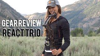 Archery Gear Review | Trophy Ridge React Trio Sight