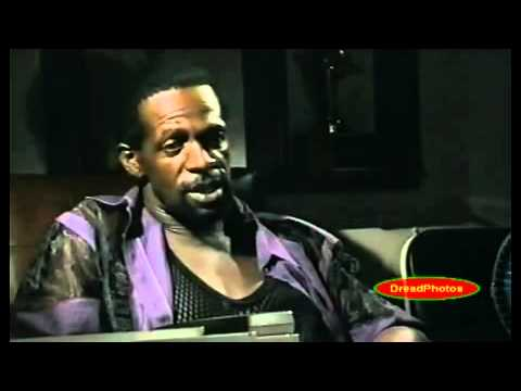 Gregory Isaacs at African Museum -  from Stir It Up Documentary 1994