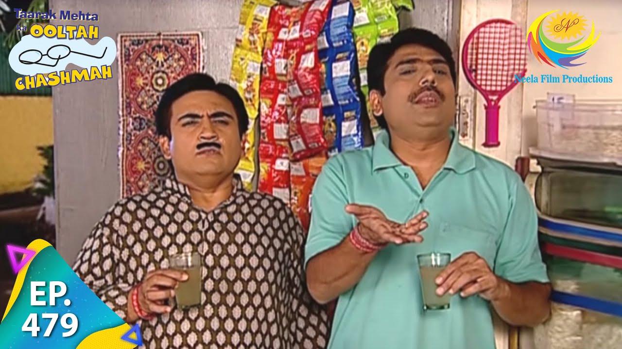 Download Taarak Mehta Ka Ooltah Chashmah - Episode 479 - Full Episode