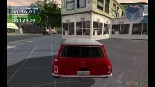 The Italian Job  - Gameplay Xbox HD 720P